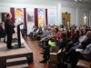 Book launch at Jewish Holocaust Centre Melbourne with Warren Fineberg, JHC speaking 6/12/12
