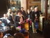 Book signing event at Silk Road, Collins St Melbourne with Pauline Rockman, President Jewish Holocaust Centre speaking 6/12/12