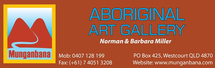 Aboriginal Art Gallery Norman & Barbara Miller