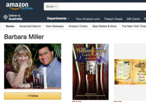 Amazon Author Page Link