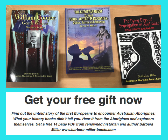 Sign up to the Barbara Miller Mailing List now for a free Gift