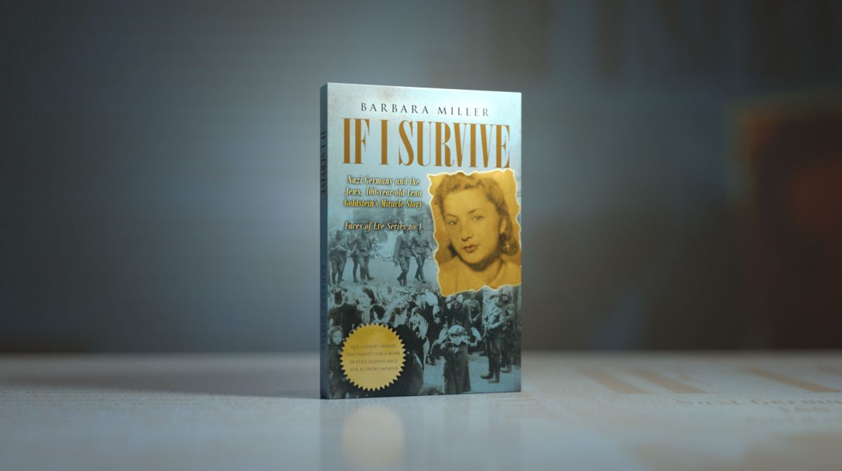 Upcoming 'If I Survive' Book Launch Tour