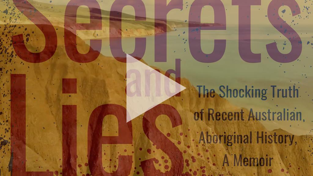 New Book Trailer – Secrets and Lies!