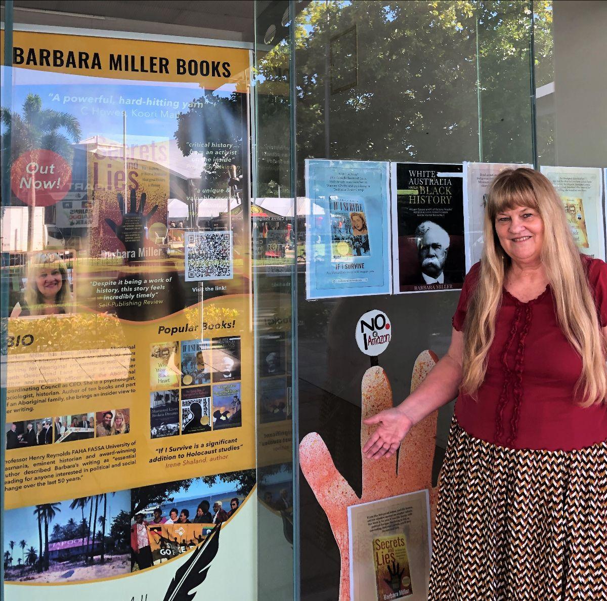 barbara miller banner shopfront